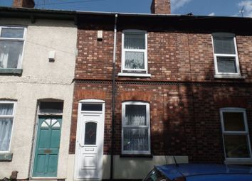 Thumbnail 2 bed terraced house to rent in Croft Street, Lincoln