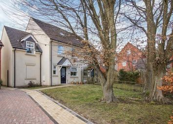 Thumbnail 4 bedroom semi-detached house for sale in Yellow Hundred Close, Dursley, Gloucestershire