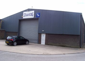 Thumbnail Warehouse to let in Corringham Road Industrial Estate, Corringham Road, Gainsborough