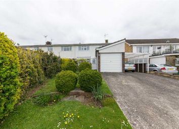 Thumbnail 3 bed end terrace house for sale in Laurel Park, Chepstow, Monmouthshire