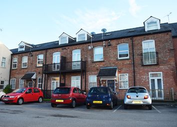 Thumbnail 1 bed flat to rent in The Haddon, Drewry Court, Derby