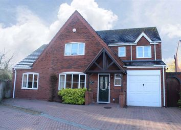 Thumbnail 4 bed detached house for sale in Gladstone Road, Wollaston, Stourbridge, West Midlands