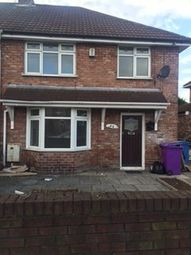 Thumbnail 3 bed semi-detached house to rent in Parthenon Drive, Norris Green, Liverpool