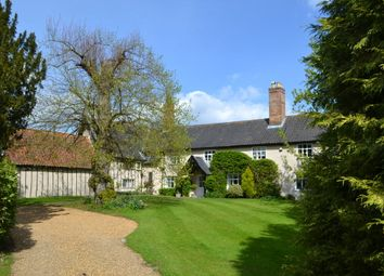 Thumbnail 5 bed detached house for sale in Low Road, Alburgh, Harleston