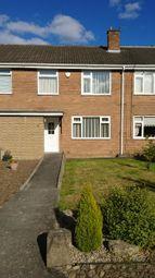 Thumbnail 3 bedroom terraced house to rent in Rowedge Walk, Westerhope, Newcastle Upon Tyne