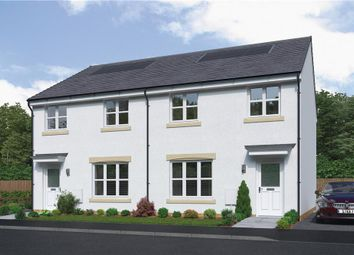 """Thumbnail 3 bedroom semi-detached house for sale in """"Fulton"""" at Geddes Avenue, Perth"""