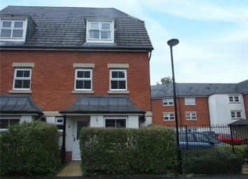 Thumbnail 4 bedroom town house for sale in Greenwich Road, Shinfield, Reading, Berkshire