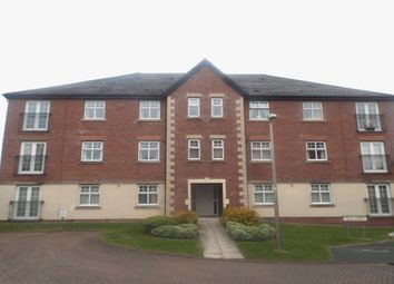 Thumbnail 2 bed flat for sale in Kings Court Regency Walk, Middlewich
