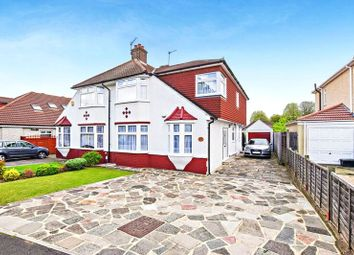 Thumbnail 5 bedroom semi-detached house for sale in Rydal Drive, Bexleyheath, Kent