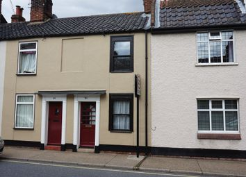 Thumbnail 1 bedroom terraced house for sale in Lower Olland Street, Bungay