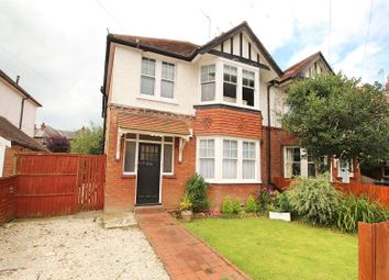Thumbnail 1 bed flat for sale in Browning Road, Worthing, West Sussex
