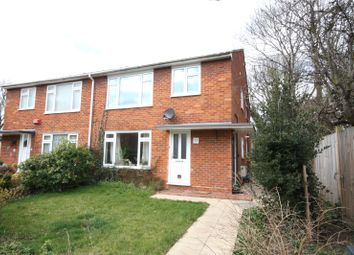 Thumbnail 2 bed flat for sale in Tippetts Close, Enfield, Middlesex