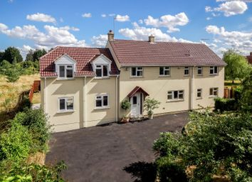 Thumbnail 4 bed detached house for sale in Seend Hill, Seend, Melksham, Wiltshire