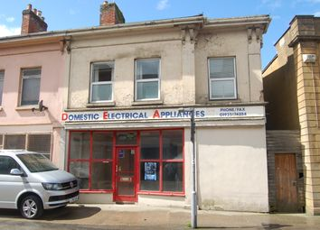 Thumbnail Retail premises for sale in 17 Wyndham Street, Yeovil