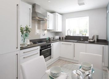 "Thumbnail 3 bedroom detached house for sale in ""Folkestone"" at Lightfoot Lane, Fulwood, Preston"