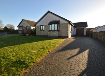 Thumbnail 3 bed detached bungalow for sale in Trelissick Fields, Hayle, Cornwall
