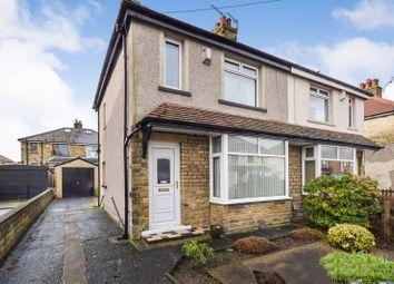 Thumbnail 3 bed semi-detached house for sale in Ridgeway, Shipley