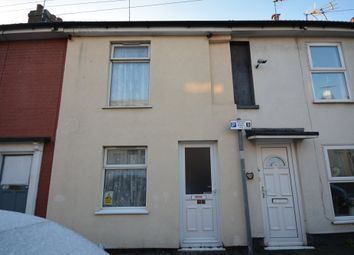 Thumbnail 2 bedroom terraced house for sale in Bevan Street West, Lowestoft