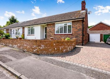 Thumbnail 3 bed semi-detached bungalow for sale in Woodcroft Gardens, Waterlooville, Hampshire