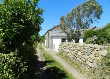 Thumbnail 2 bed semi-detached house for sale in Halsetown, St. Ives