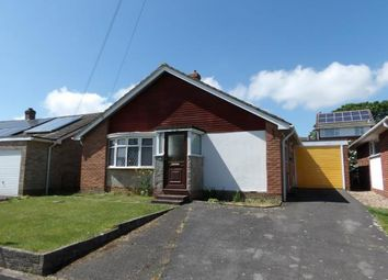 Thumbnail 3 bed bungalow for sale in Longmynd Drive, Fareham