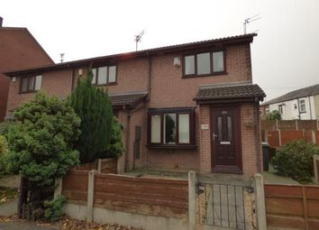 Thumbnail 2 bed end terrace house for sale in Mottram Road, Hyde, Greater Manchester