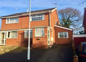 Thumbnail 3 bedroom property to rent in Hope, Wrexham