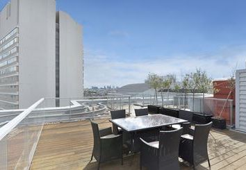 Thumbnail 4 bed penthouse to rent in 1508, Merchant Square, London
