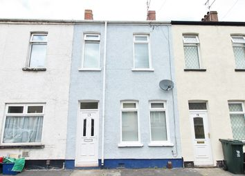 Thumbnail 2 bed terraced house for sale in Magor Street, Newport