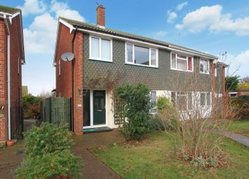 Thumbnail 3 bed semi-detached house for sale in Mount View Road, Herne Bay