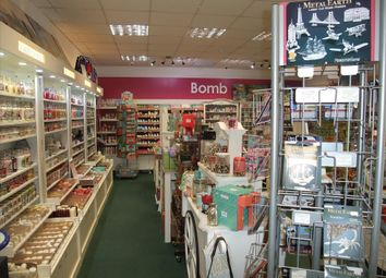 Thumbnail Retail premises for sale in Gifts & Cards DE4, Rowsley, Derbyshire