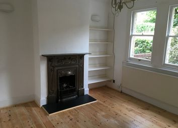 Thumbnail 2 bed terraced house to rent in Lucas Road, London