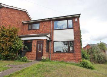 Thumbnail 3 bedroom terraced house to rent in Warren Vale Road, Swinton, Mexborough