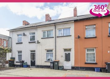 Thumbnail 2 bed terraced house for sale in Lord Street, Newport