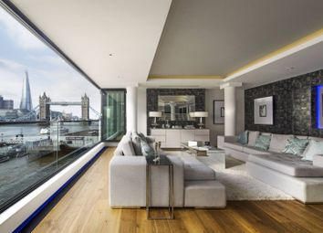 Thumbnail 2 bed flat for sale in Tower View Apartments, St Katharine Docks