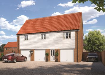 Thumbnail 2 bed property for sale in Fordham Road, Soham, Ely