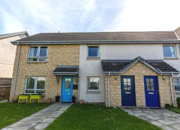 Thumbnail 2 bed flat for sale in Boyle Drive, Rosyth