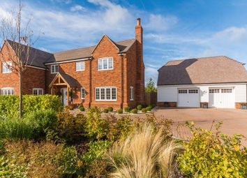 Thumbnail 5 bed detached house for sale in Elderberry Close, West Hanney, Wantage