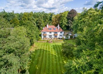 Hurtmore Road, Hurtmore, Godalming, Surrey GU7. 6 bed detached house for sale