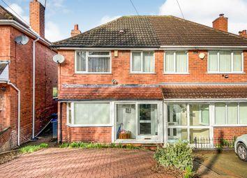 3 bed semi-detached house for sale in Monsal Road, Great Barr, Birmingham B42