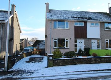 Thumbnail 3 bed semi-detached house for sale in Tarvit Drive, Cupar
