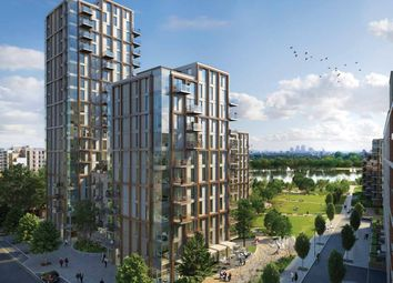 Thumbnail 2 bed flat for sale in Woodberry Grove, Finsbury Park