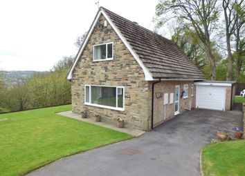 Thumbnail 4 bed detached house for sale in Glen Rise, Baildon, Shipley