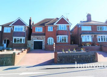 Thumbnail 4 bed detached house for sale in Dudley Road, Rowley Regis