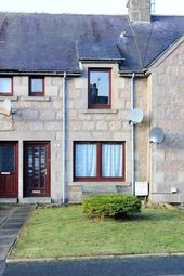 Thumbnail 2 bed terraced house to rent in Newbarns, Urquhart Road, Oldmeldrum, Inverurie