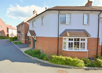 Thumbnail 3 bed property for sale in Conquest Drive, Hailsham