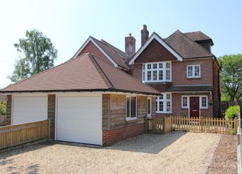 Thumbnail 4 bed detached house for sale in Winchester Street, Botley, Southampton