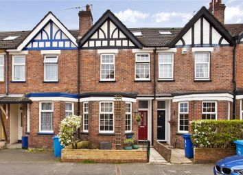 Thumbnail 4 bed terraced house for sale in Florence Road, Lower Parkstone, Poole