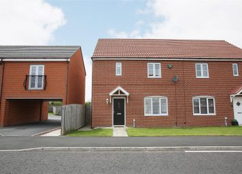 Thumbnail 3 bed property for sale in Bayfield, West Allotment, Newcastle Upon Tyne
