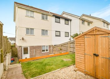 Thumbnail 4 bed end terrace house for sale in Trematon Drive, Ivybridge